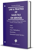 Picture of Law & Practice of Sales Tax on Services