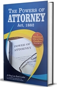 Picture of The Power of Attorney Act 1882