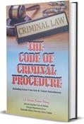 Picture of Code of Criminal Procedure