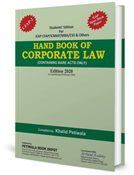 Picture of Handbook of Corporate Laws