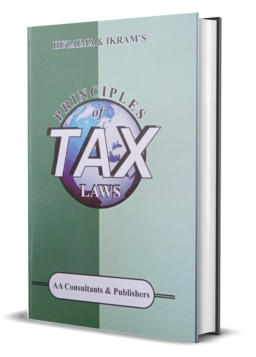 Picture of Principles of Tax laws