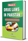Picture of Manual of Drug Laws