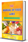 Picture of Manual of Food Laws