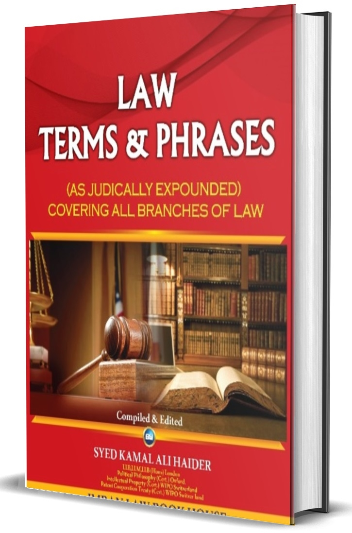 Picture of Law Terms & Phrases
