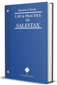 Picture of Law and Practice of Sales Tax