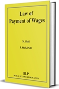 Picture of Law of Payment of Wages