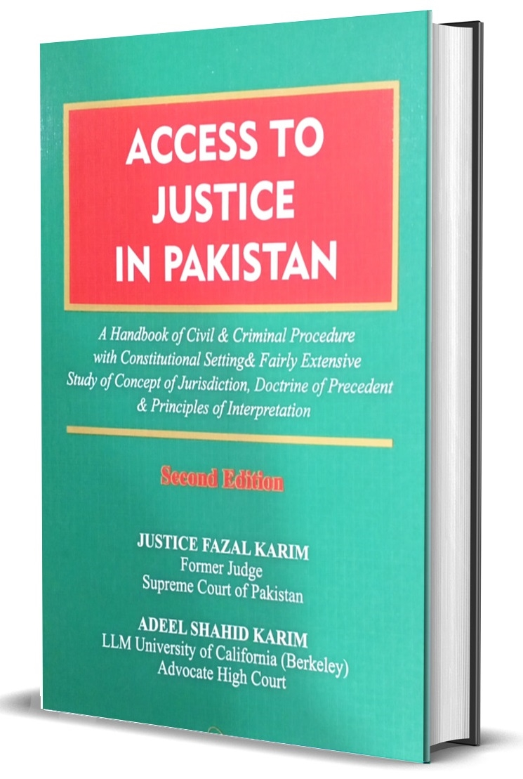 Picture of Access to Justice in Pakistan