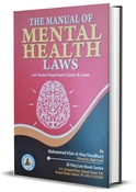 Picture of Manual of Mental Health Laws