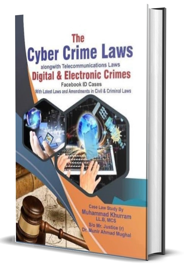 Picture of The Cyber Crime Laws