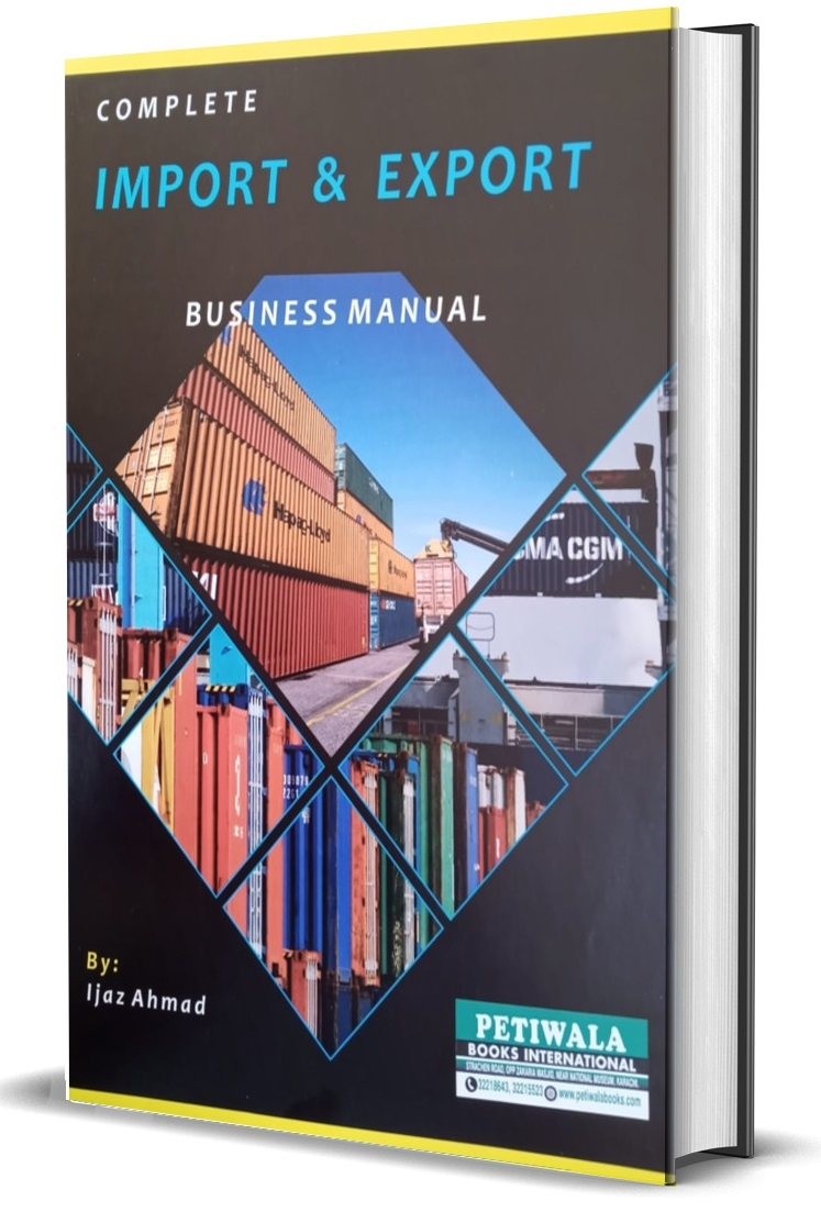 Complete Import Export Business Manual
