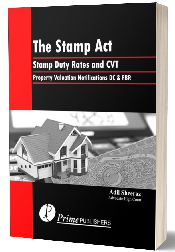 Picture of Sindh Stamp Act with Stamp Duty Rates & Property Valuation DC & FBR 2019