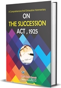 Picture of Commentaries on Succession Act