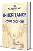 Picture of Muslim Law of Inheritance with Court Decisions