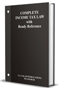 Picture of Complete Income Tax Law