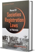 Picture of Manual of Societies Registration Laws