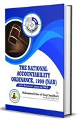 Picture of National Accountability Ordinance, 199