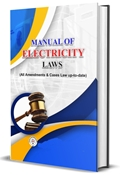 Picture of Manual of Electricity, Petroleum & Gas Laws in Pakistan