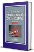 Picture of Manual of Control of Narcotics Substances Laws