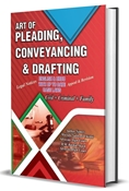 Picture of Art of Pleadings, Conveyancing and Drafting