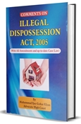 Picture of Illegal Dispossession Act 2005