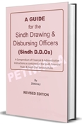 Picture of A Guide for the Sindh Drawing & Disbursing Officers
