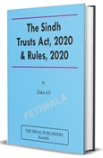 Picture of Sindh Trusts Act, 2020 & Rules, 2020