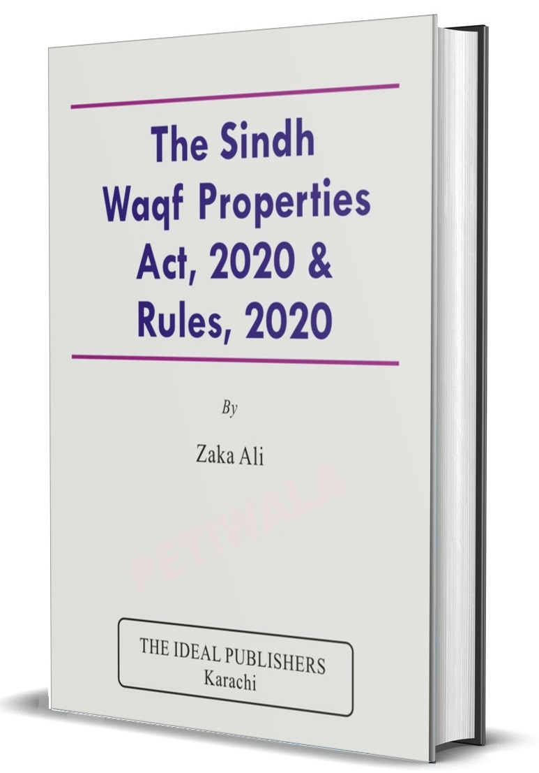 Sindh Waqf Properties Act, 2020 & Rules