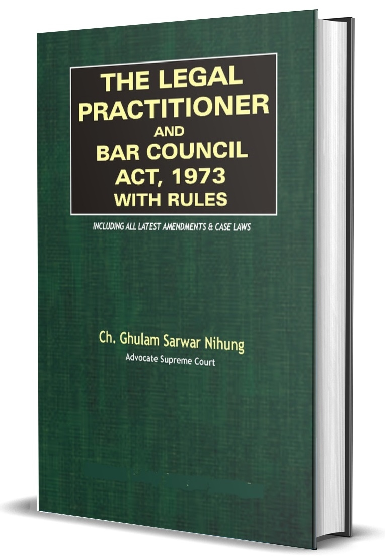 Legal Practitioners & Bar Councils Act, 1973