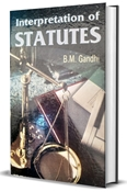 Picture of Interpretation of Statutes