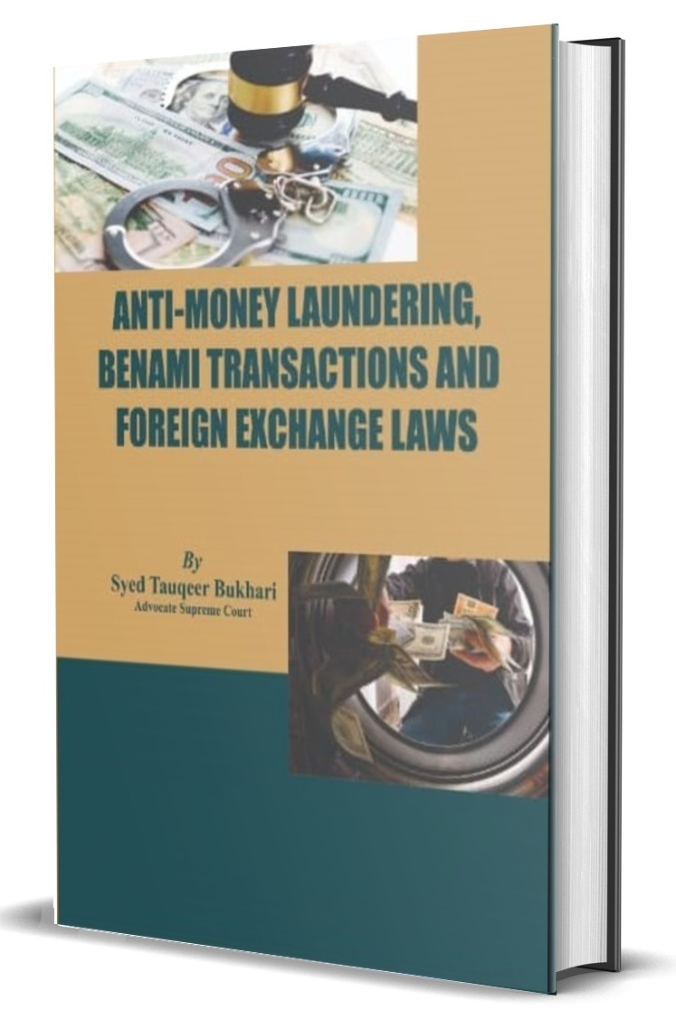 Picture of Anti-Money Laundering, Benami Transactions and Foreign Exchange Laws