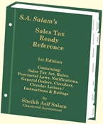 Picture of Sales Tax Ready Reference