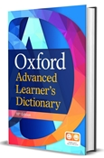 Picture of Oxford Advanced Learner's Dictionary