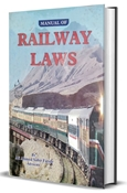 Picture of Manual of Railway Laws