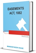 Picture of Easements Act, 1882