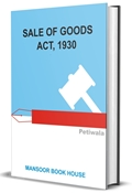 Picture of Sale of Goods Act, 1930