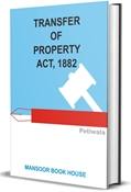 Picture of Transfer of Property Act