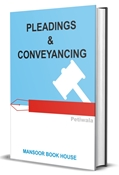 Picture of Pleadings & Conveyancing
