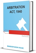 Picture of Arbitration Act, 1940