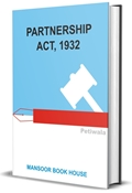 Picture of Partnership Act, 1932