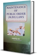 Picture of Maintenance of Public Order (M.P.O.) Laws
