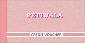 Picture of Credit Voucher
