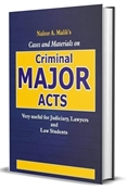 Picture of Criminal Major Acts