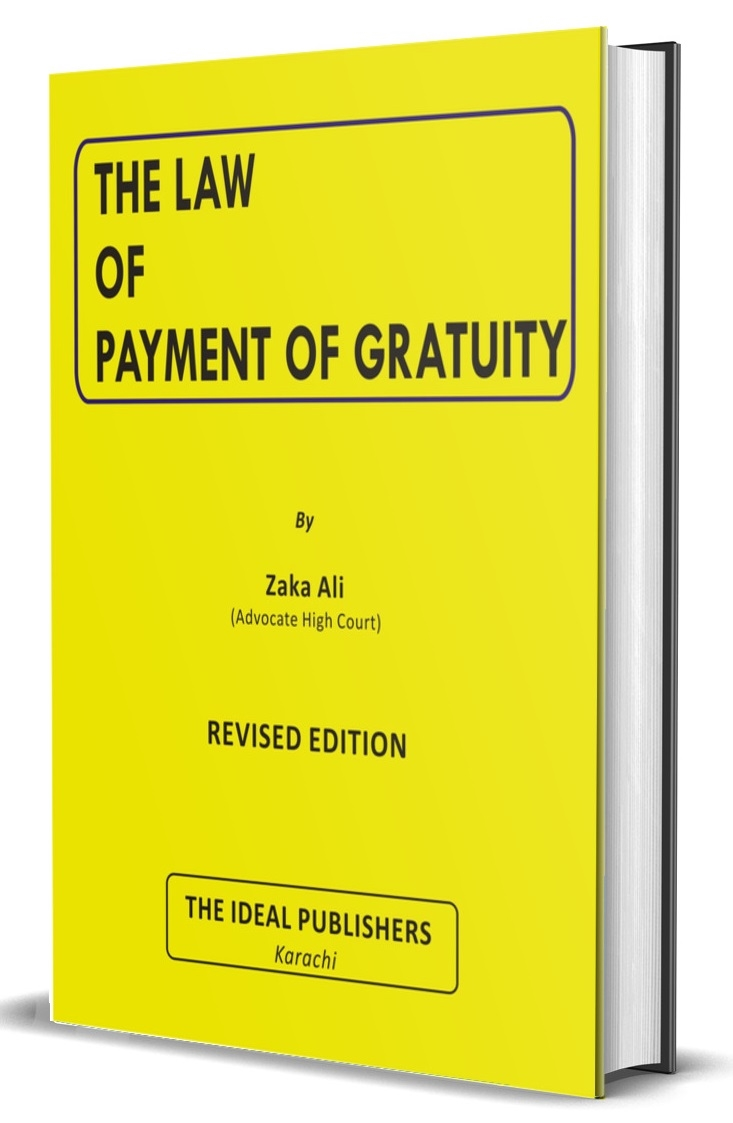 Law of Payment of Gratuity