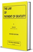 Picture of Law of Payment of Gratuity