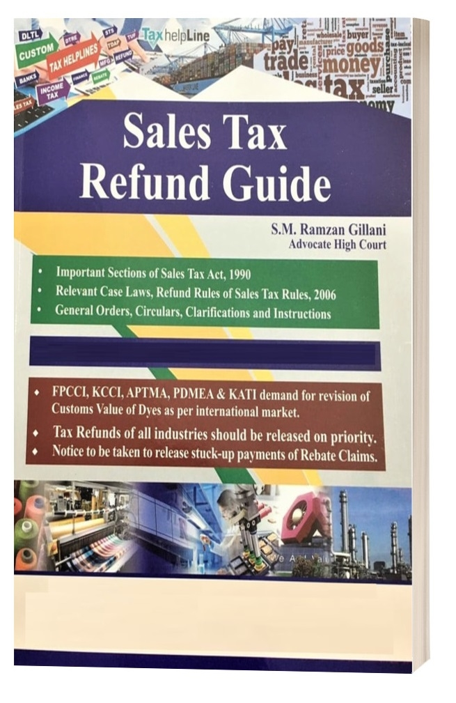 Sales Tax Refund Guide