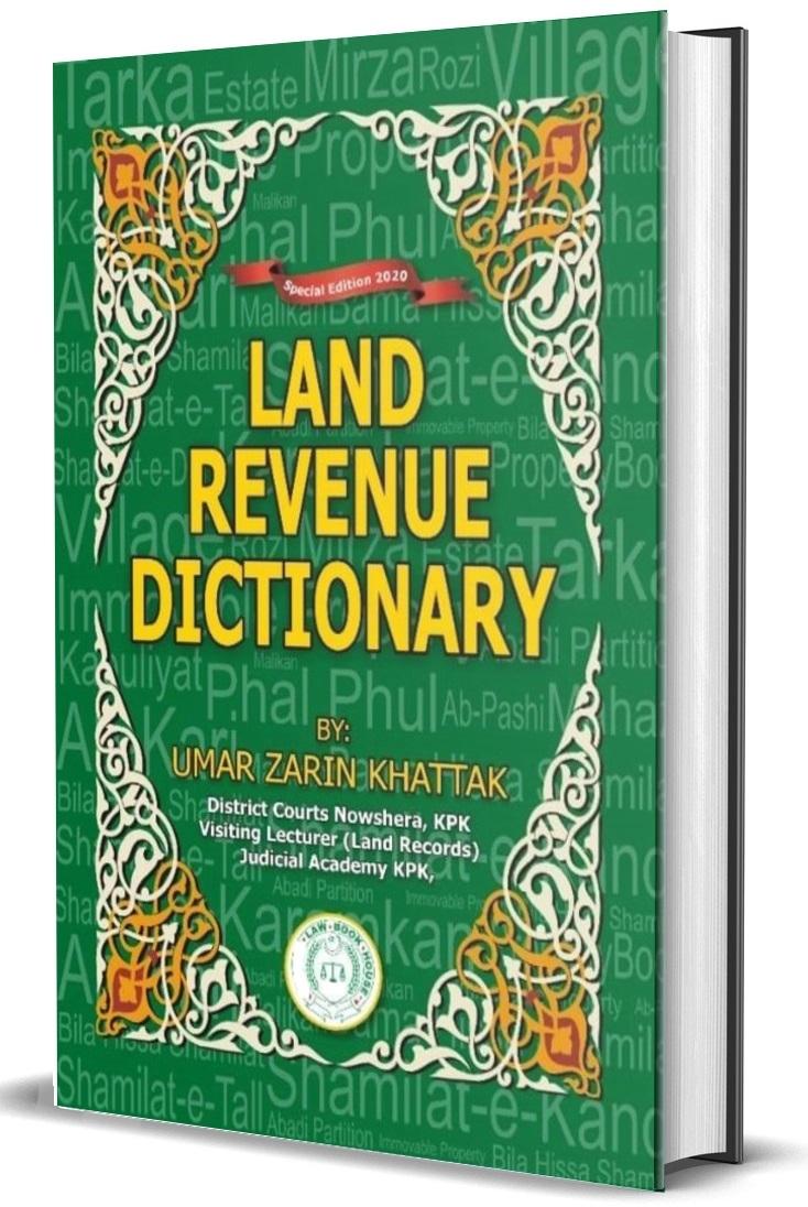 Land Revenue Dictionary