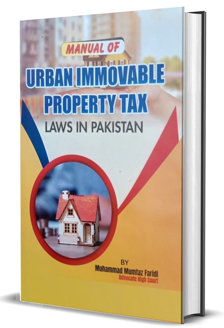 Picture of Manual of Urban Immovable Property Tax Laws in Pakistan