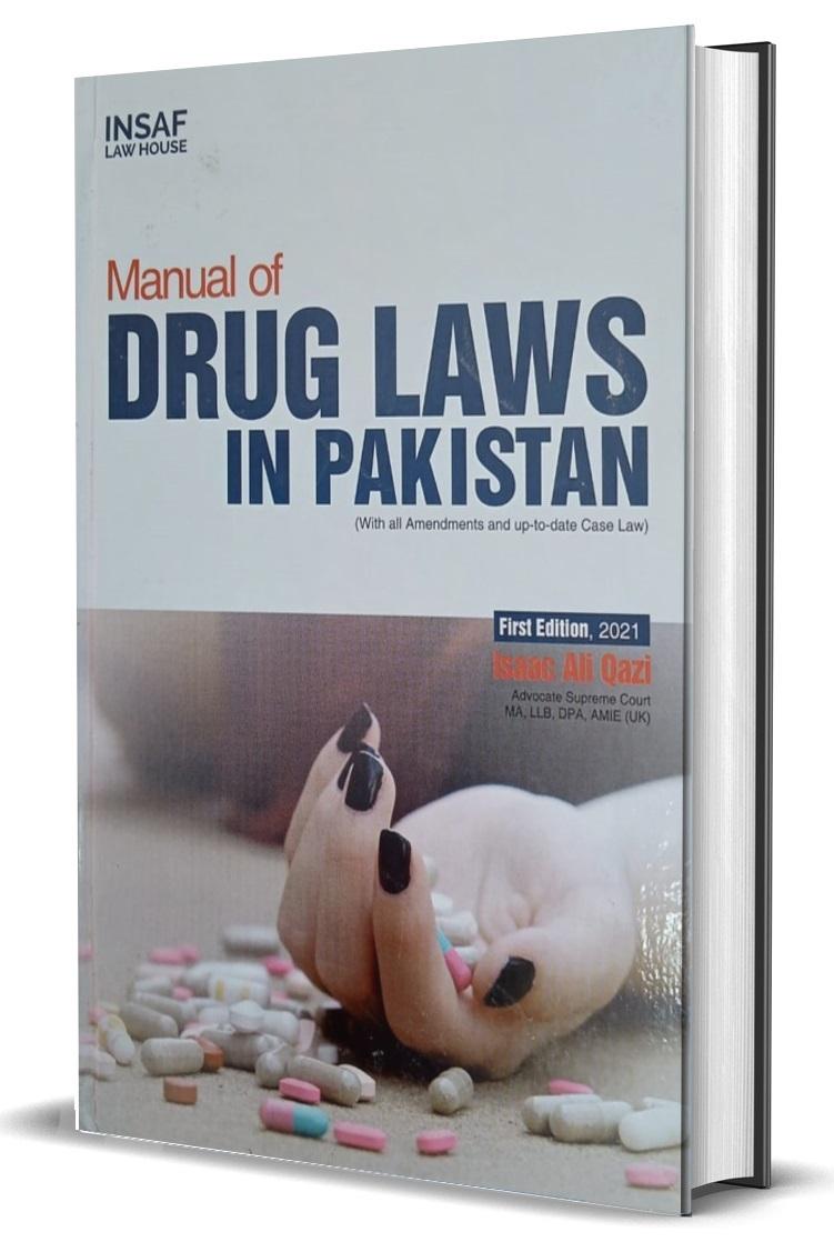 Manual of Drug Laws in Pakistan
