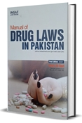 Picture of Manual of Drug Laws in Pakistan