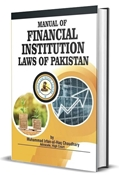Picture of Manual of Financial Institutions Laws of Pakistan